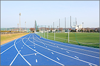 Soccer Field, Track and Athletics